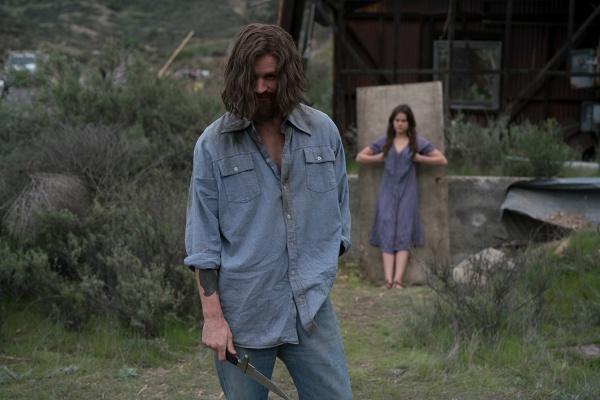 Matt Smith als Charles Manson    © Koch Media