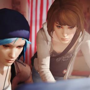 Chloe und Max werden schnell ein unzertrennliches Team, um die Geheimnisse von Arcadia Bay zu lüften.