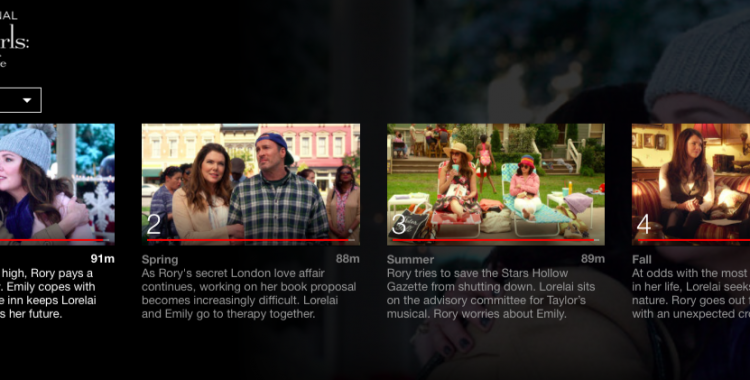 Gilmore Girls - Ein letztes Mal in Stars Hollow