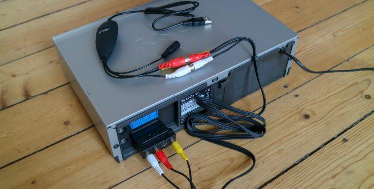Keine Lust mehr auf VHS: so lassen sich Videokassetten digitalisieren