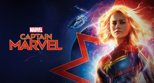 Höher, weiter, feministischer – Captain Marvel