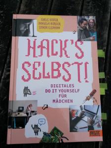 Buchcover Hacks selbst