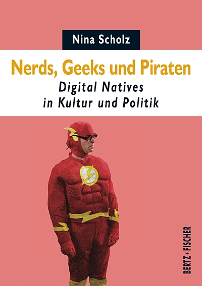 Buch Cover Nerds, Geeks und Piraten