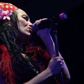 Marina Abad von Ojos de Brujo
