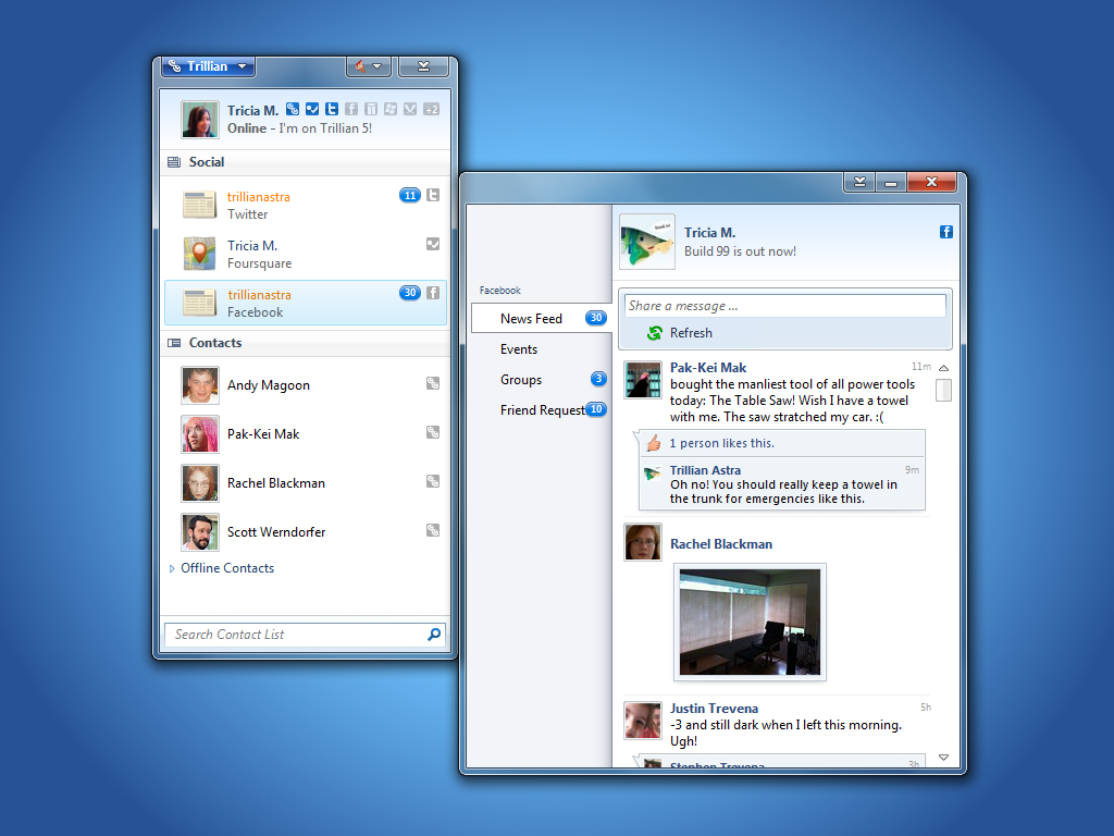 Instant Messaging Computer : Encrypt yourself instant messenger pc